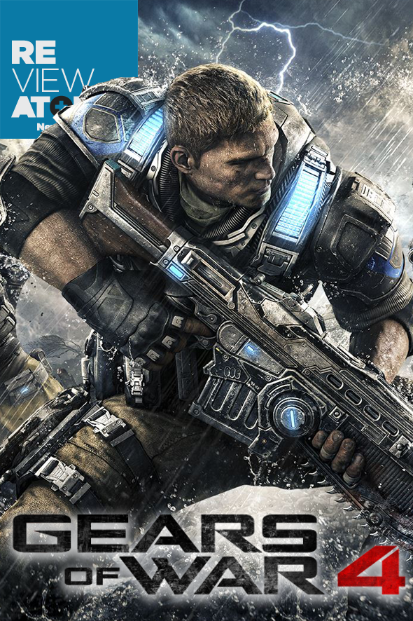 REVIEW – GEARS OF WAR 4
