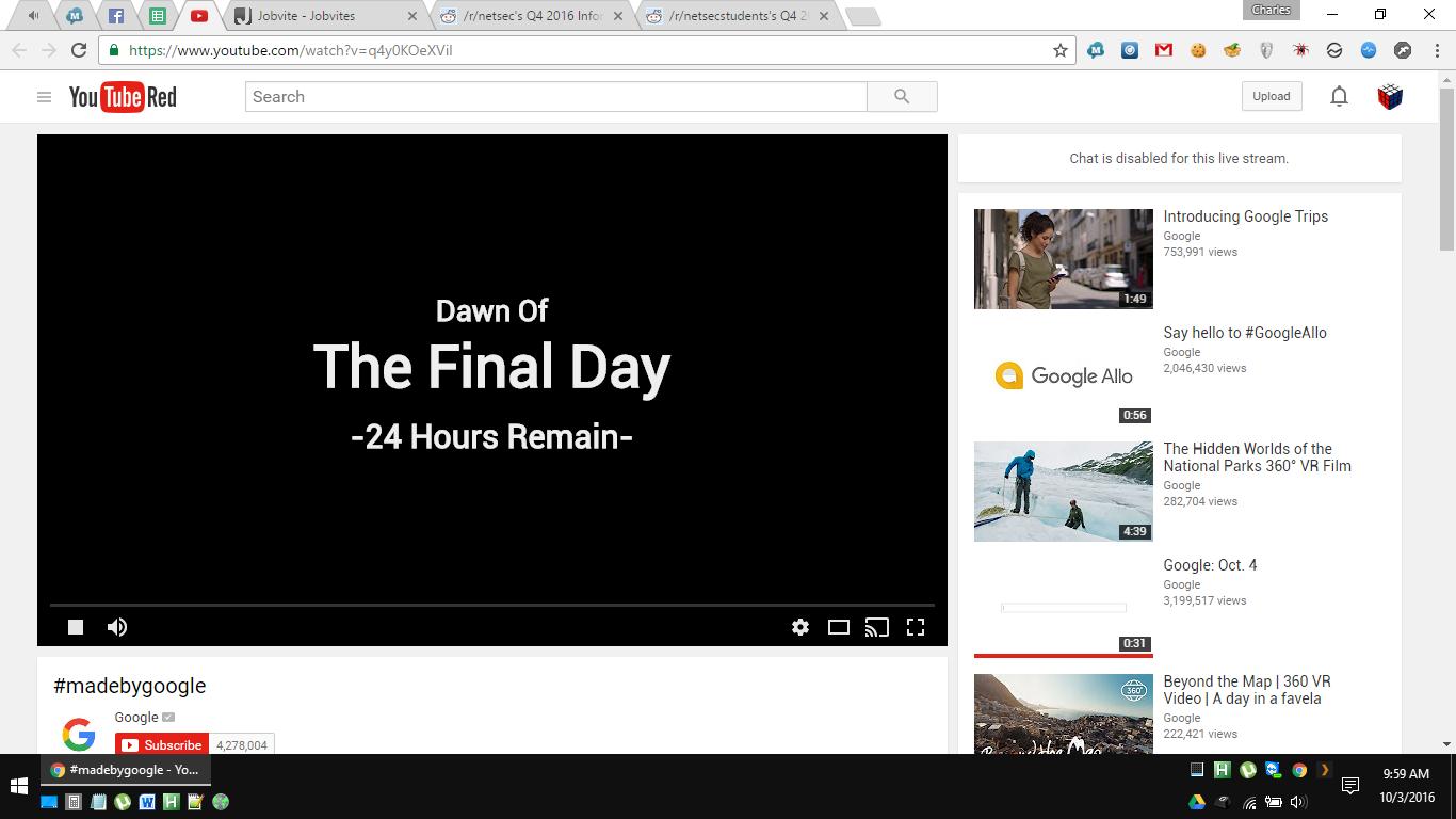 GoogleFinalDay