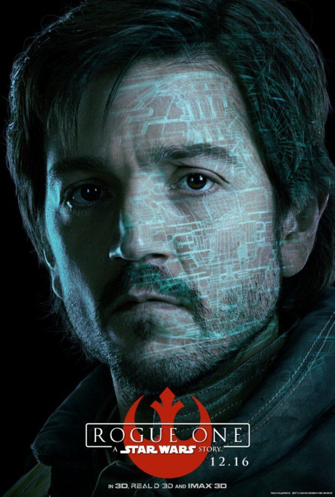 Los nuevos pósters de Rogue One se ven geniales