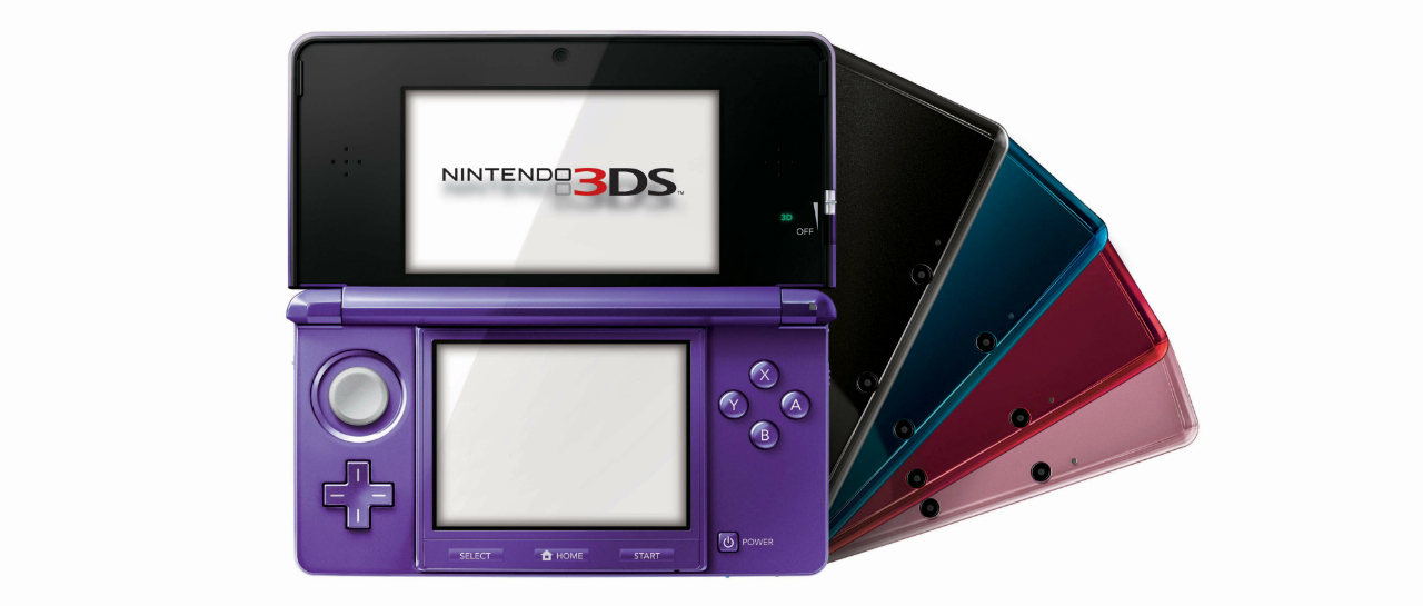 3DS_Colors