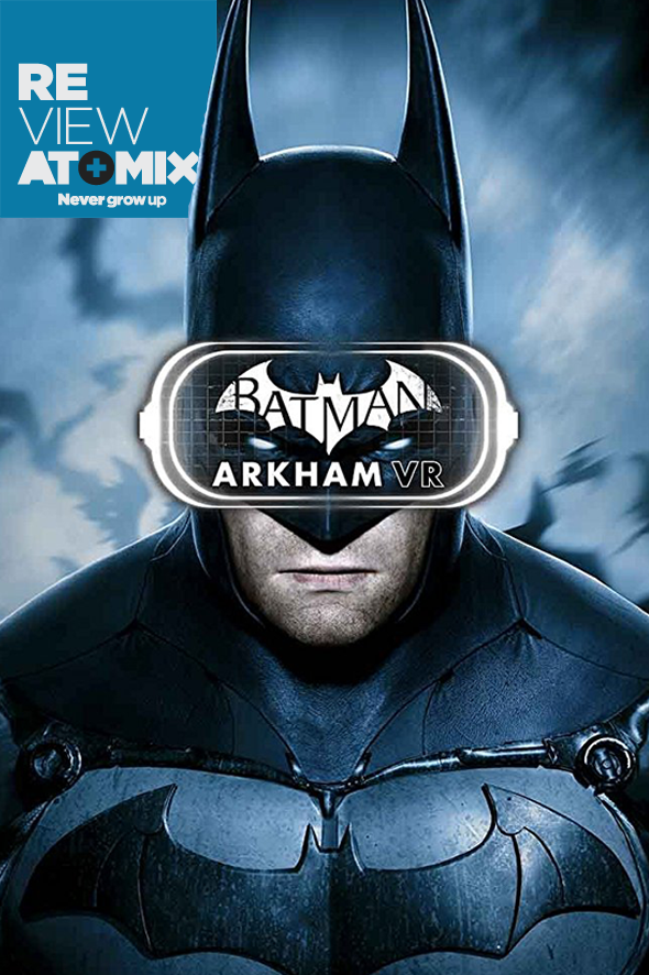 Batman VR Review