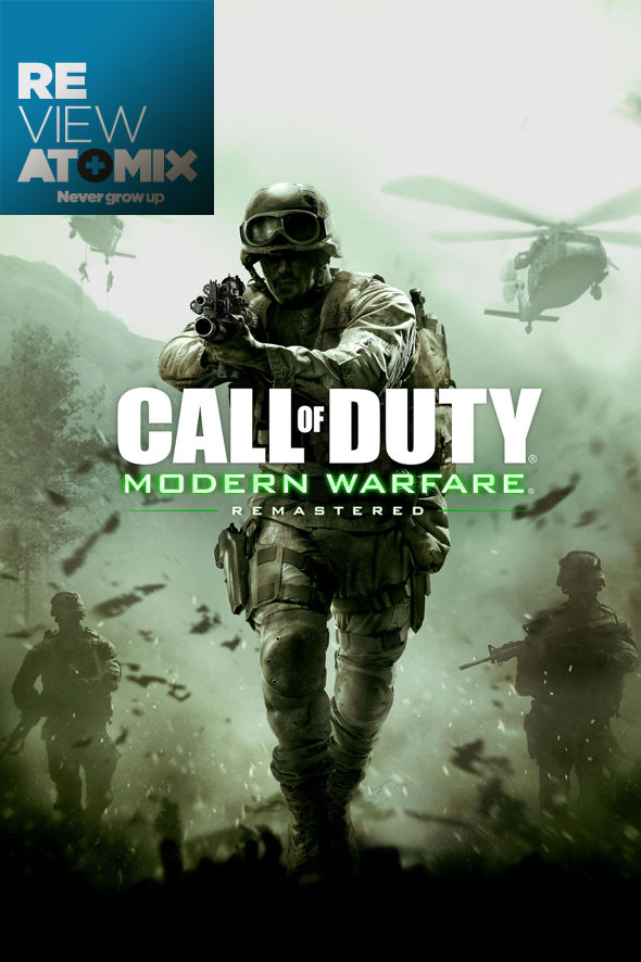 REVIEW – CALL OF DUTY MODERN WARFARE: REMASTERED