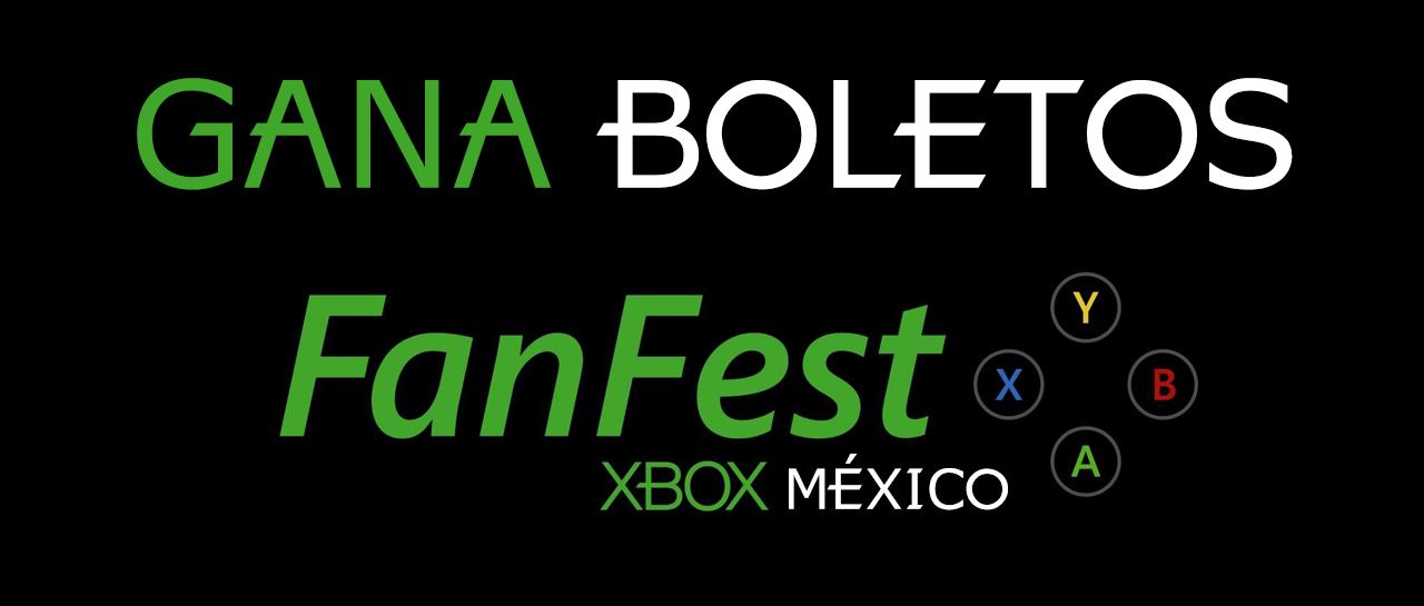 Concurso Xbox Fan Fest