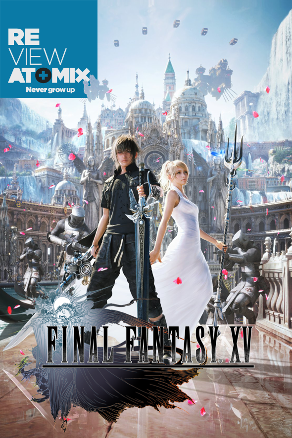 Review_FinalFantasyXVPoster
