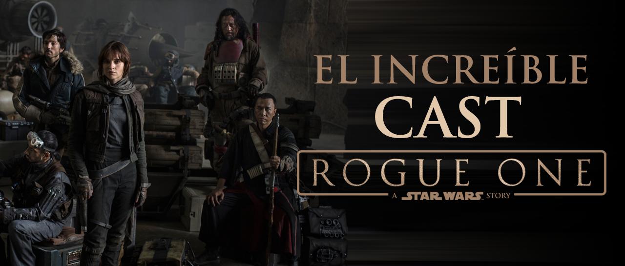 Buzz Cast Rogue One