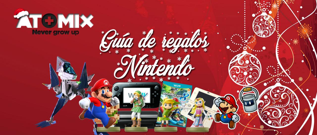 Guía de Regalos Nintendo