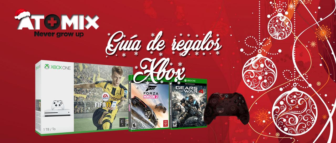 Guía de Regalos Xbox