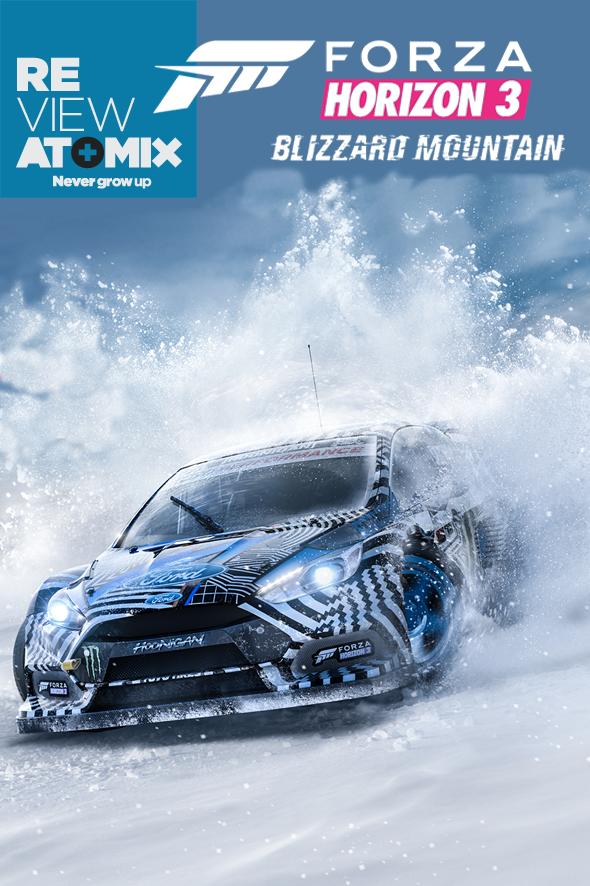 Horizon 3 Blizzard
