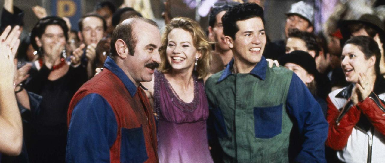 Image result for película mario bros
