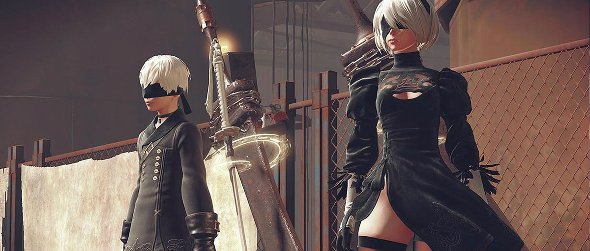 NieRAutomata_gameplay