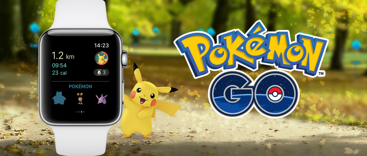 PokemonGoAppleWatch