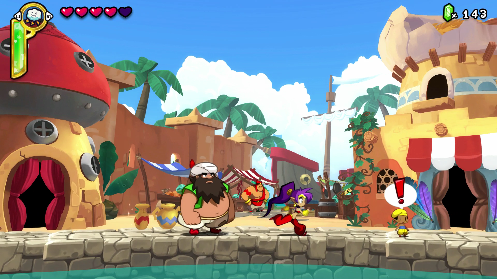 Shantae_ Half-Genie Hero - PS4_02