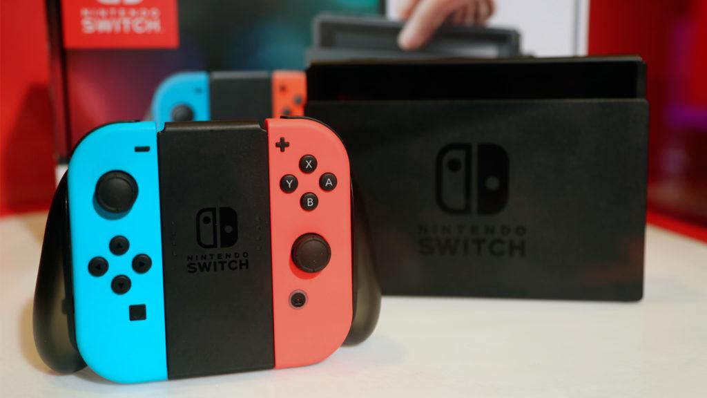 Hands On Primeras Impresiones De Nintendo Switch Y Sus Juegos Atomix
