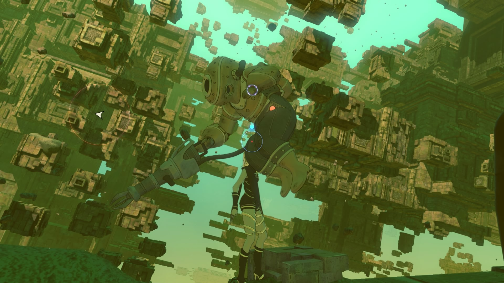 Review Gravity Rush 2 Atomix