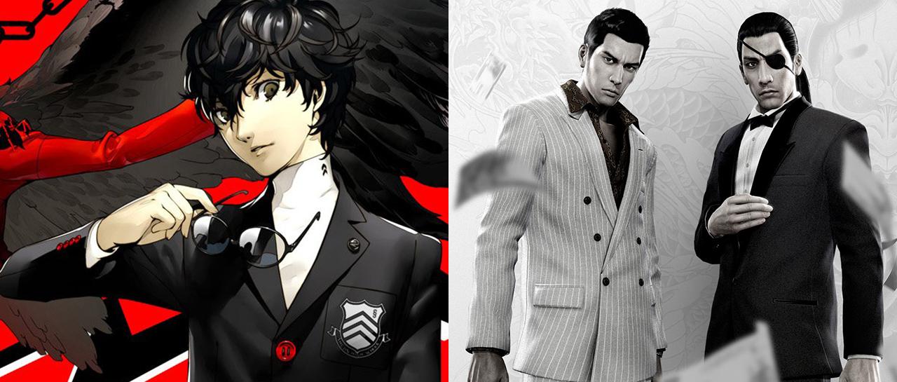 Persona5Yakuza0