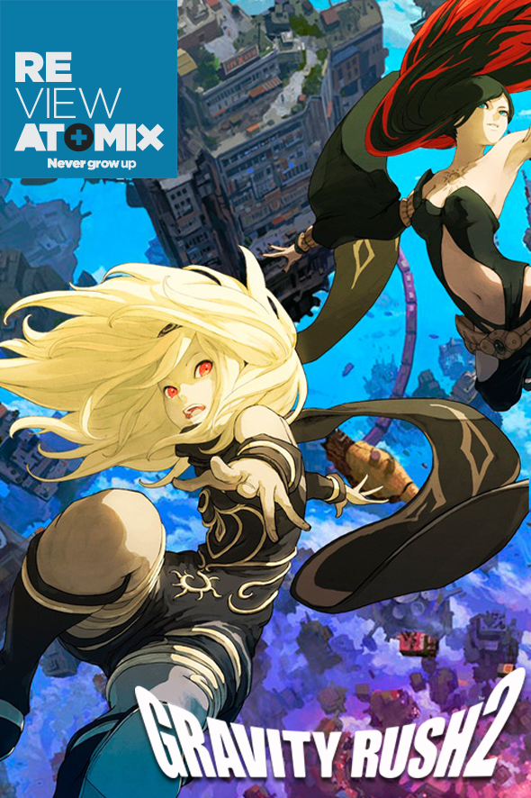 Review - Gravity Rush 2