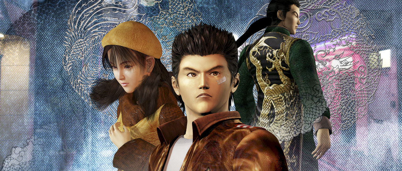Shenmue_Cast