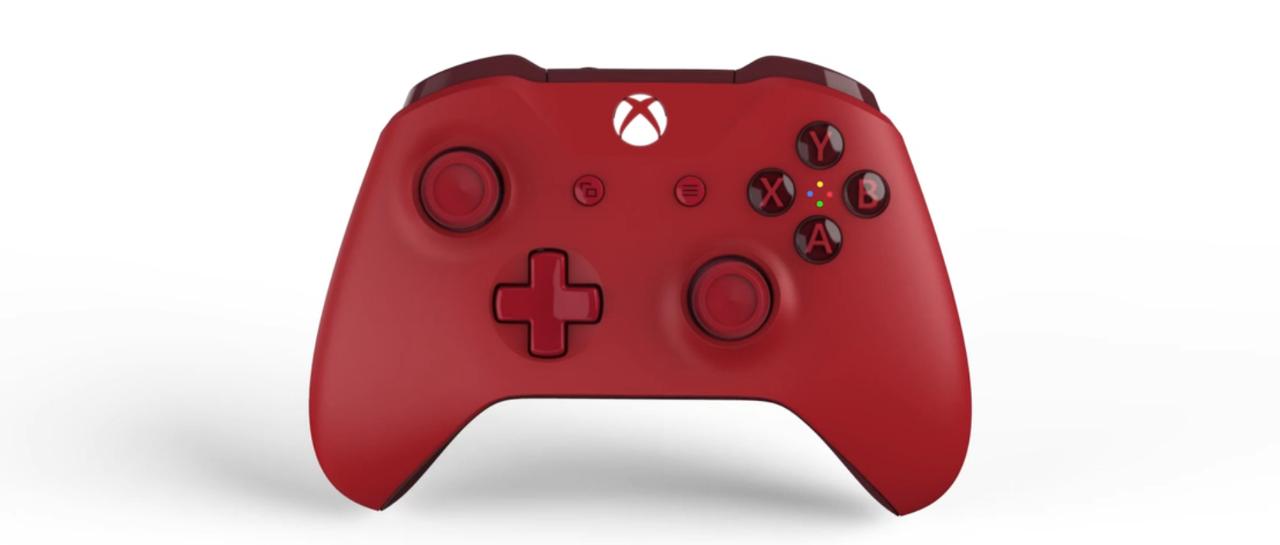 XboxOneRedController