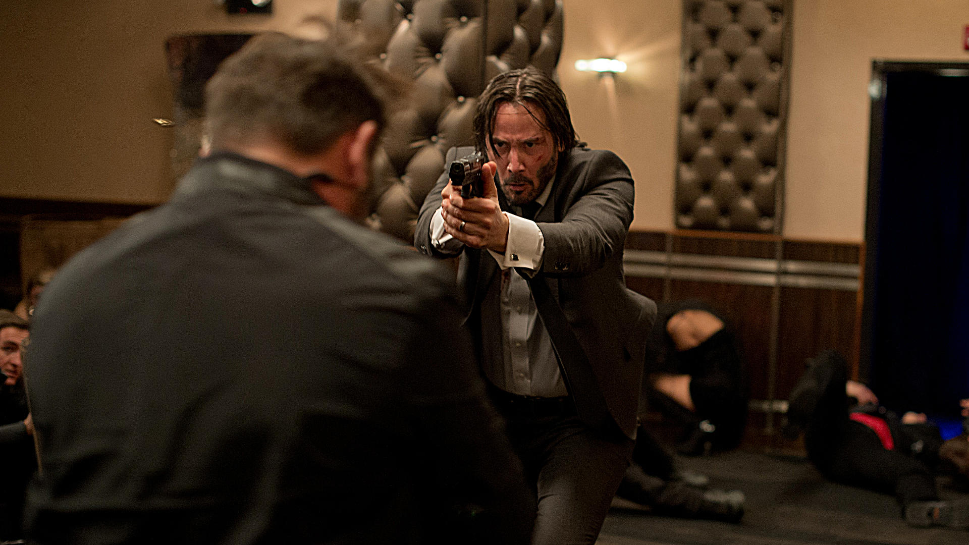 Movie Review John Wick Chapter 2 Atomix