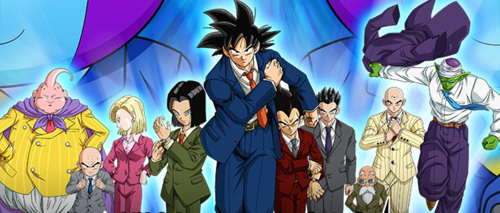 Dragon ball heroes capitulo 6 - 3 4