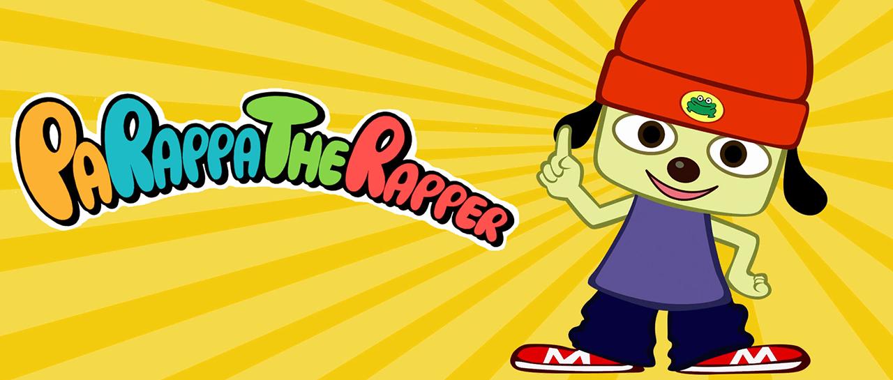 Resultado de imagen de parappa the rapper