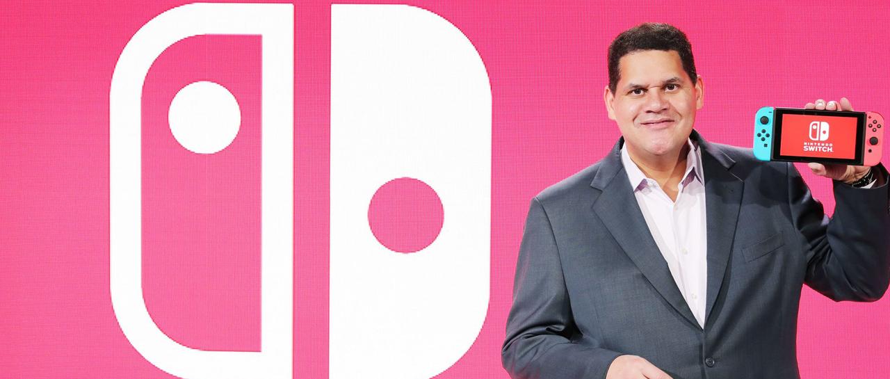 Reggie Switch
