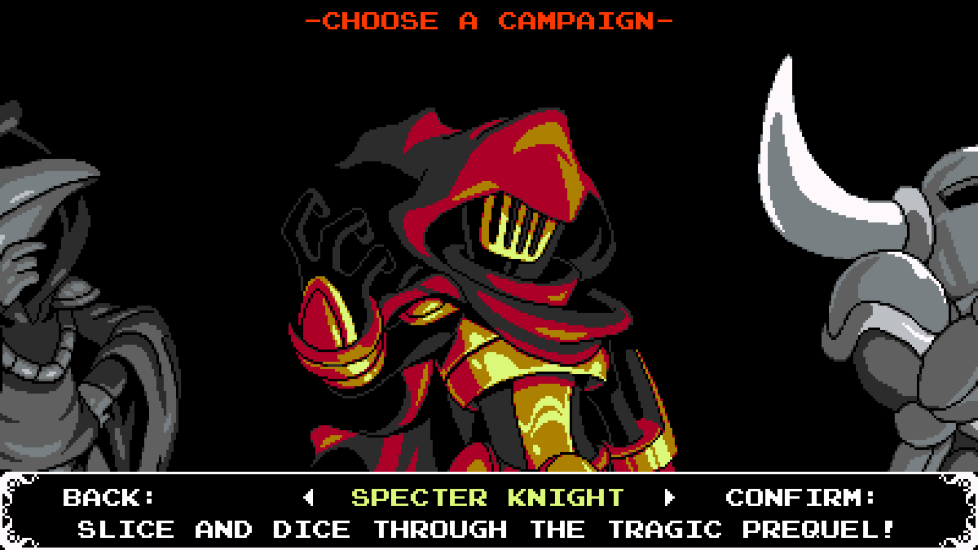 Review Shovel Knight Treasure Trove Atomix