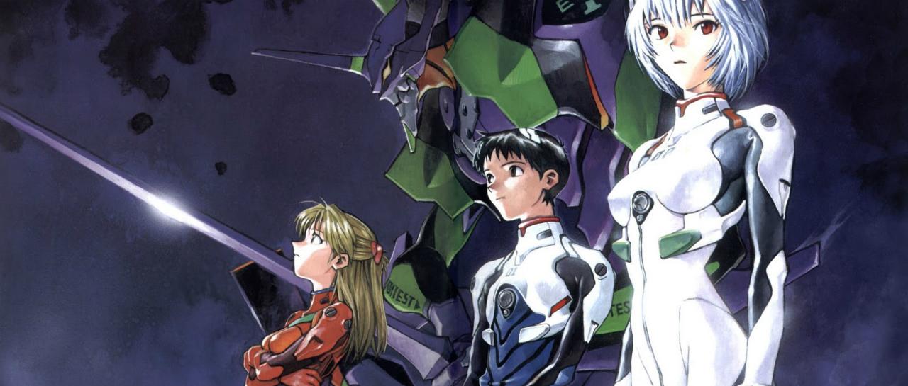 ¡Al fin! La nueva película de Rebuild of Evangelion ... e14ef783254d