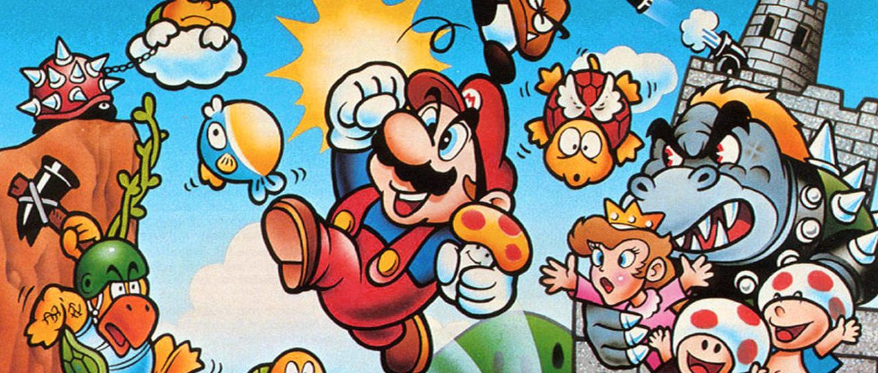 Encuentran el anime perdido de Super Mario Bros. | Atomix