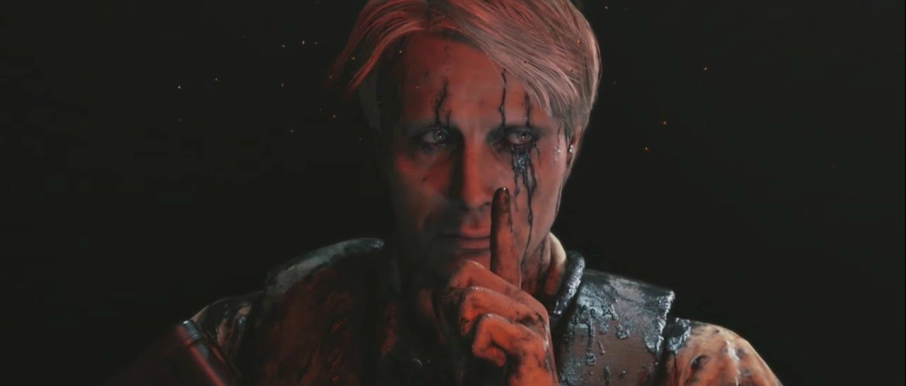 Death Stranding stream