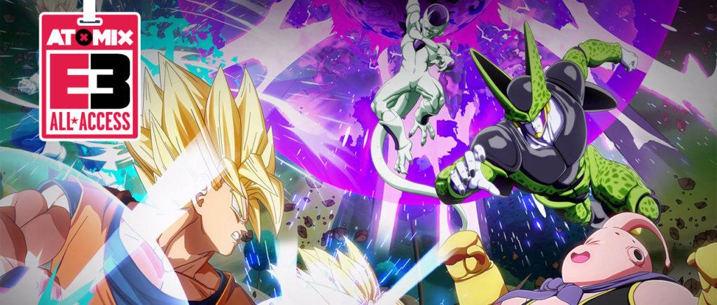 No creerás lo bien que luce Dragon Ball Fighter Z