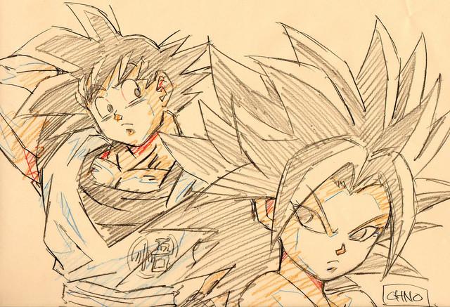 Los Animadores De Dragon Ball Super Comparten Arte De Las Chicas