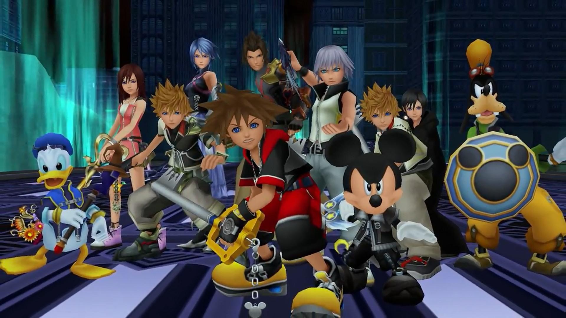 Feature Kingdom Hearts Para Noobs Atomix
