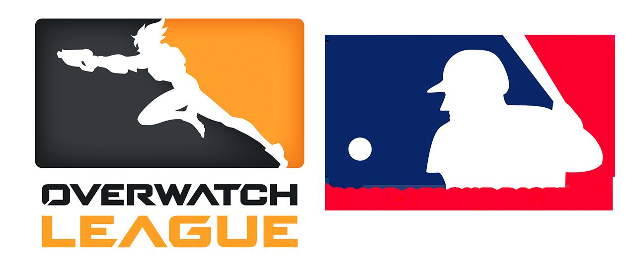 Evo 2017 Logo >> Dice la MLB que el logo de la liga profesional de Overwatch se parece al suyo | Atomix