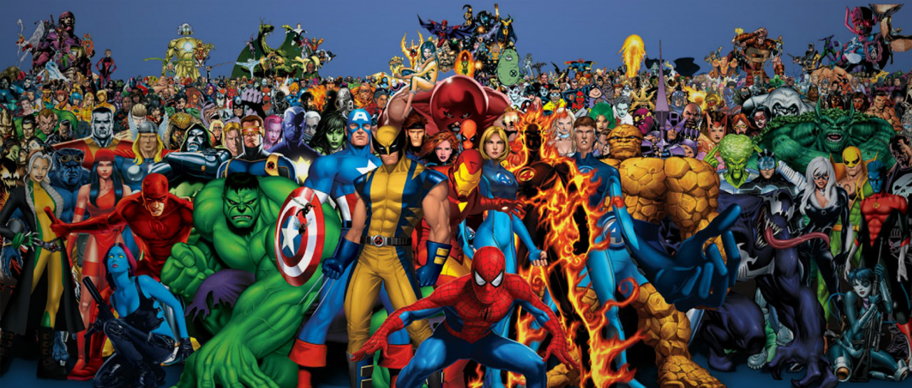 Marvel La Gente Se Identifica Ms Con Nuestros