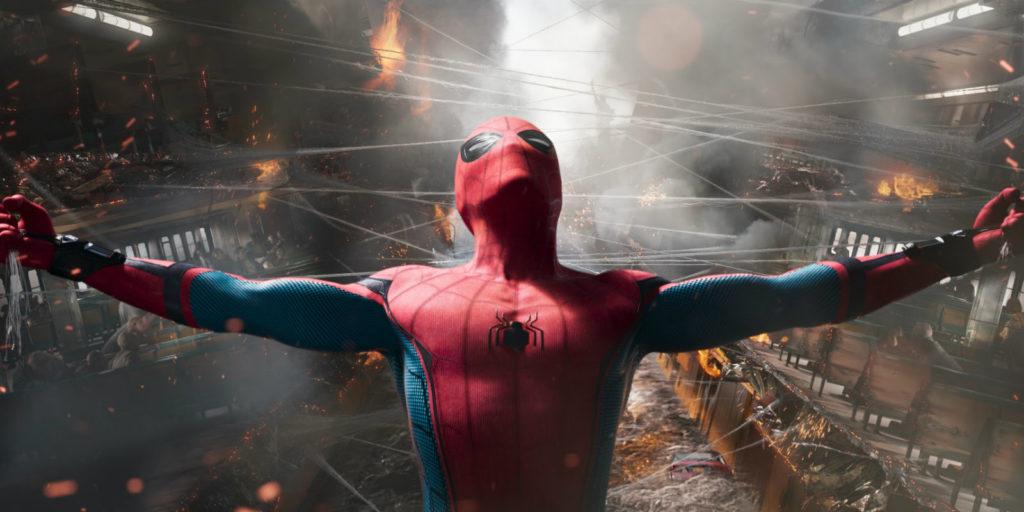 Spider-Man Homecoming Resena Atomix