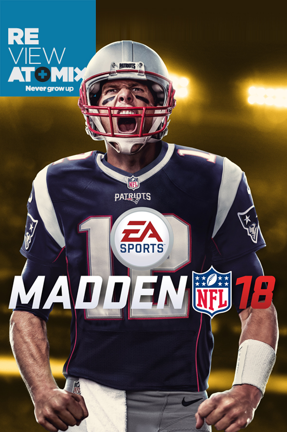 Atomix Madden NFL 18 Review