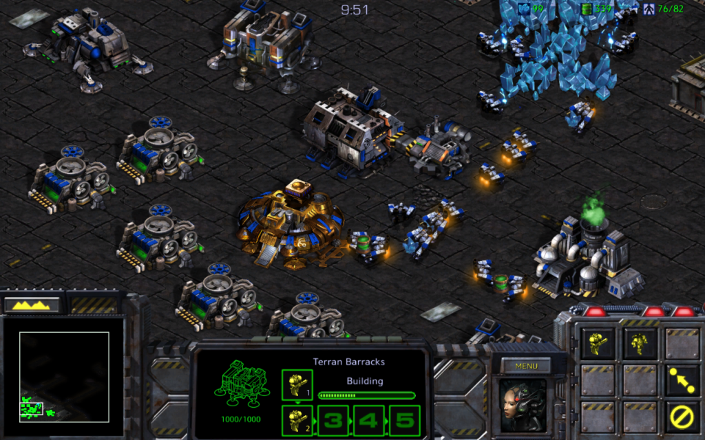Review – Starcraft Remastered | Atomix