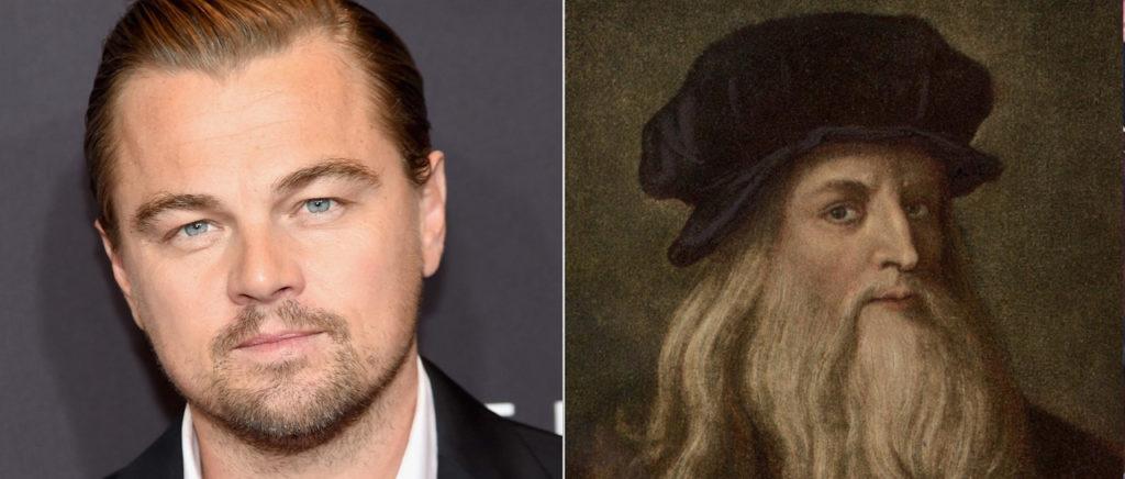 Leonardo DiCaprio protagonizará la biopic de Leonardo Da Vinci