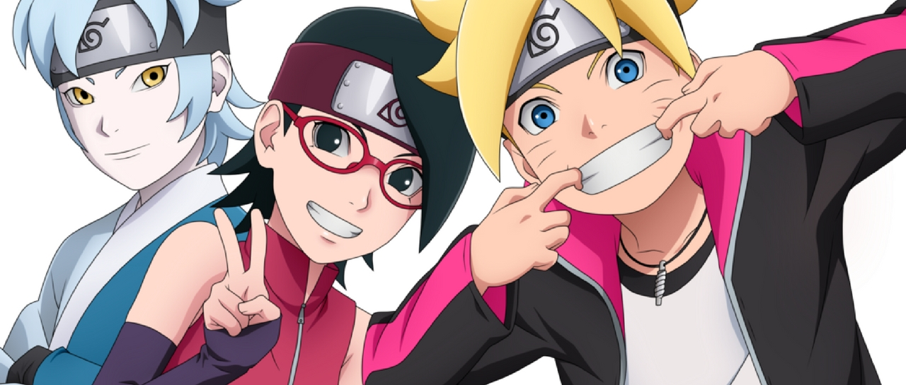 Resultado de imagen para Boruto: Naruto Next Generation