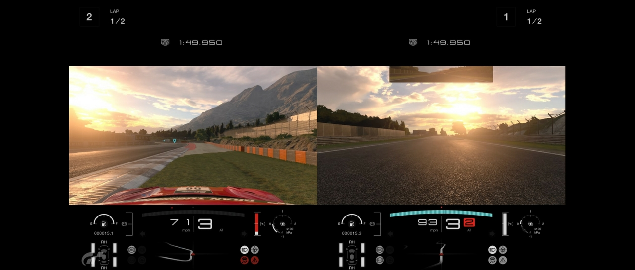 Review Gran Turismo Sport Atomix