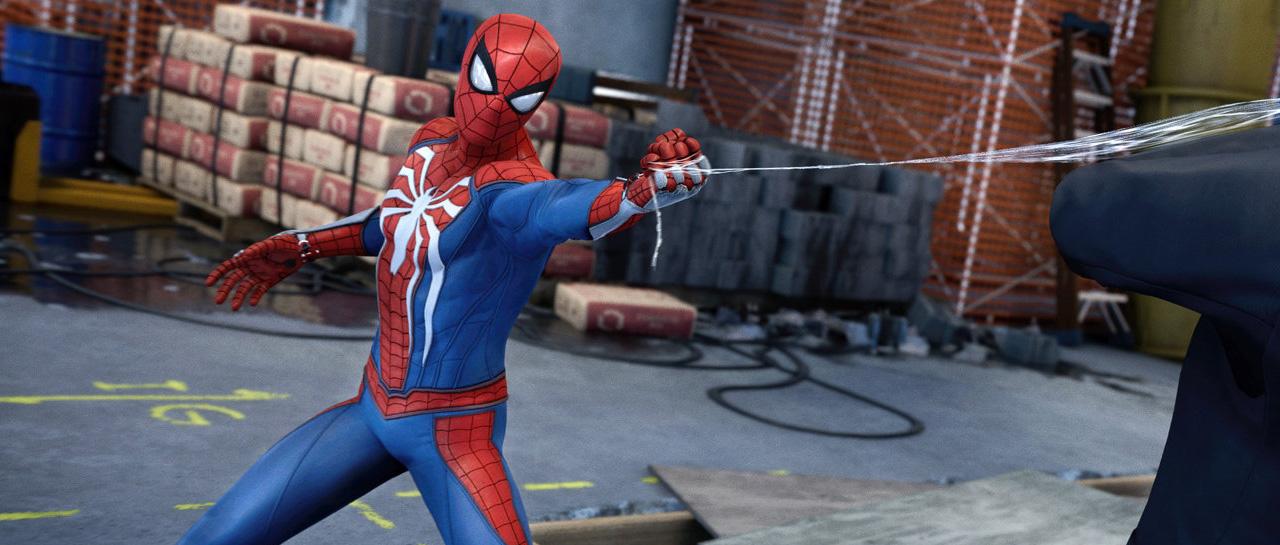 Resultado de imagen de Spider-Man (videojuego de 2018)