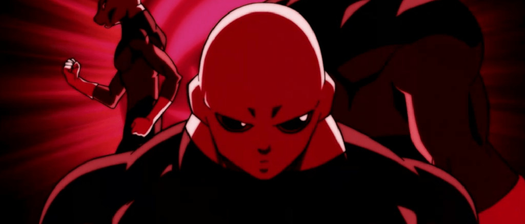 Goku vs broly fan animation - 4 9