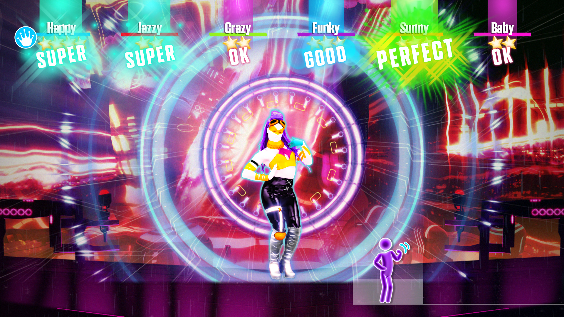 Review Just Dance 2018 Atomix