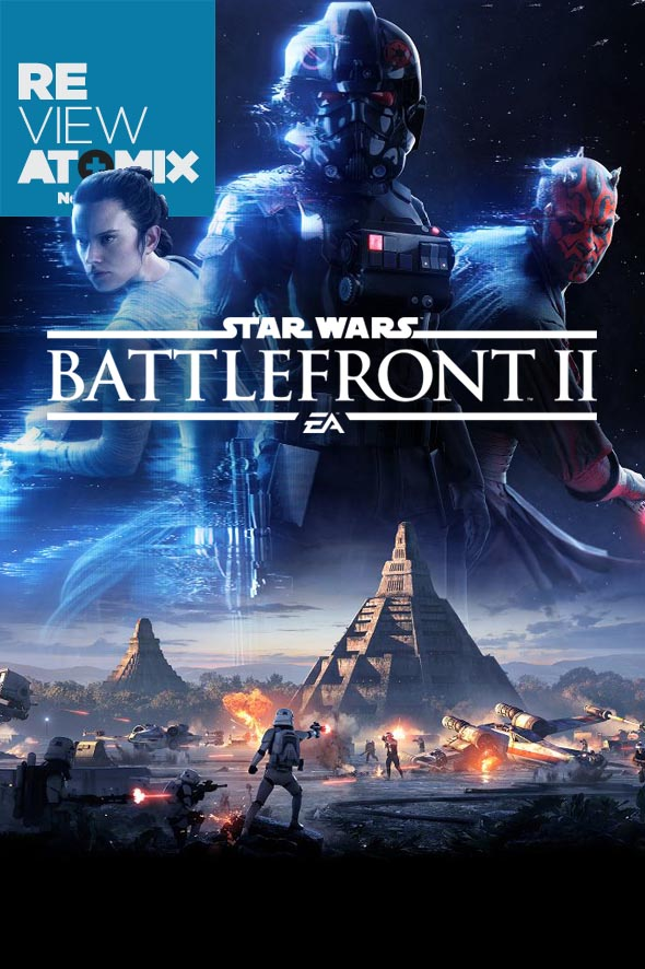 Review Star Wars Battlefront Ii Atomix