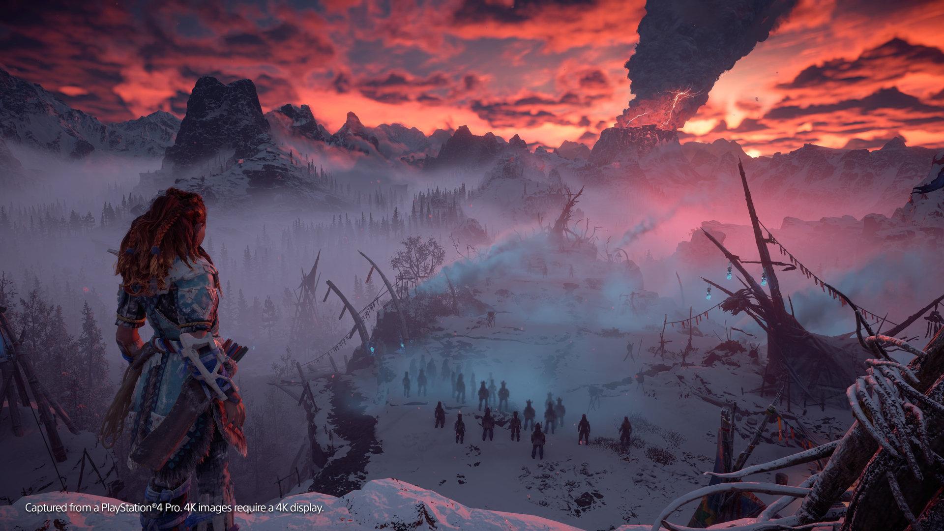 Horizon Zero Dawn The Frozen Wilds Screen 03 Ps4 Us 02nov17