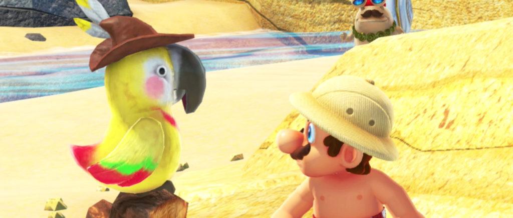 Super Mario Odyssey recupera la cima de ventas en Japón