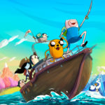 Adventure Time Pirates of the Enchiridion Key Visual