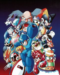 Megaman 6
