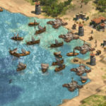 Age of Empires Phoenician Harbor